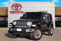 Used 2020 Jeep Wrangler Unlimited Sahara SUV