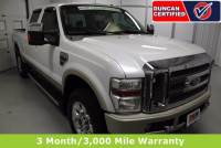 Used 2010 Ford F-250 For Sale at Duncan's Hokie Honda | VIN: 1FTSW2BR8AEA10343