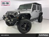 2016 Jeep Wrangler JK Unlimited Rubicon 4x4
