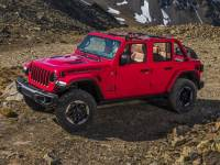 Used 2018 Jeep Wrangler Unlimited Sport S SUV