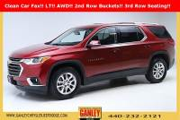Used 2018 Chevrolet Traverse LT SUV For Sale in Bedford, OH