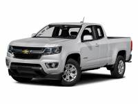 Pre-Owned 2015 Chevrolet Colorado Extended Cab Long Box 2-Wheel Drive WT