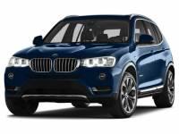 Pre-Owned 2015 BMW X3 xDrive28i SAV in Sudbury, MA
