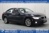 2018 BMW 320i xDrive Sedan for sale in Sudbury, MA