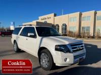 Pre-Owned 2013 Ford Expedition EL 4WD 4dr Limited