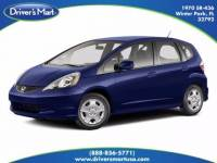 Used 2013 Honda Fit Base For Sale in Orlando, FL (With Photos) | Vin: JHMGE8H3XDC044555