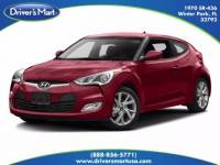 Used 2016 Hyundai Veloster Base For Sale in Orlando, FL (With Photos) | Vin: KMHTC6AD3GU294081
