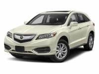 Used 2018 Acura RDX FWD