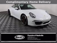 2015 Porsche 911 4S Coupe