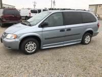2005 Dodge Caravan SE BRAUN LOWERED FLOOR WHEELCHAIR VAN
