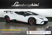 Used 2018 Lamborghini Huracan Performante For Sale Richardson,TX | Stock# L1316 VIN: ZHWUS4ZF0JLA10368