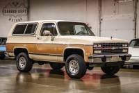 1991 Chevrolet Blazer K5
