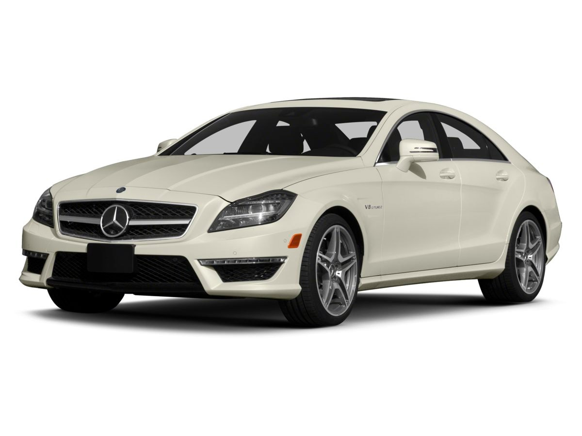 Photo Used 2013 Mercedes-Benz CLS West Palm Beach