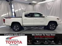 Used 2019 Toyota Tacoma 4WD TRD Sport Double Cab 5' Bed V6 AT