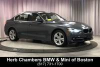 2018 BMW 330i xDrive Sedan near Boston