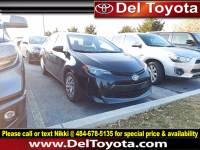 Used 2019 Toyota Corolla LE For Sale in Thorndale, PA | Near West Chester, Malvern, Coatesville, & Downingtown, PA | VIN: 2T1BURHE7KC152898
