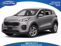 Used 2019 Kia Sportage LX For Sale in Orlando, FL (With Photos) | Vin: KNDPM3AC1K7526354