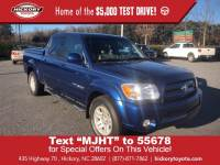 Used 2005 Toyota Tundra 2WD Double Cab V8 Limited