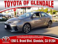 Used 2017 Toyota Corolla for Sale at Dealer Near Me Los Angeles Burbank Glendale CA Toyota of Glendale | VIN: 5YFBURHE3HP664408