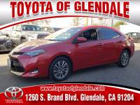 Used 2019 Toyota Corolla for Sale at Dealer Near Me Los Angeles Burbank Glendale CA Toyota of Glendale | VIN: 2T1BURHE9KC136671