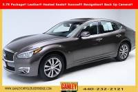 Used 2019 INFINITI Q70 3.7X Sedan For Sale in Bedford, OH