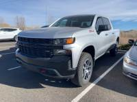 Used 2019 Chevrolet Silverado 1500 Custom Trail Boss Pickup