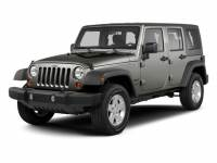 Pre-Owned 2013 Jeep Wrangler Unlimited 4WD 4dr Rubicon