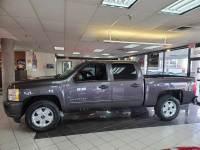 2010 Chevrolet Silverado 1500 LT-CREW CAB-4X4 for sale in Cincinnati OH