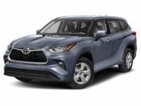 Used 2020 Toyota Highlander Hybrid XLE FWD
