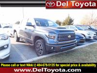 Certified Pre-Owned 2021 Toyota Tundra For Sale in Thorndale, PA   Near Malvern, Coatesville, West Chester & Downingtown, PA   VIN:5TFDY5F13MX987102