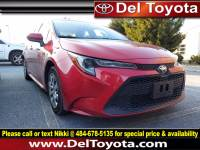 Used 2020 Toyota Corolla LE For Sale in Thorndale, PA | Near West Chester, Malvern, Coatesville, & Downingtown, PA | VIN: JTDEPRAE9LJ092417
