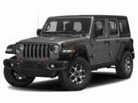 Used 2018 Jeep Wrangler Unlimited Rubicon SUV