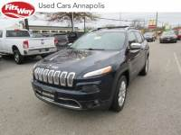 Used 2015 Jeep Cherokee Limited in Gaithersburg