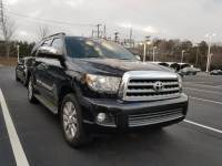 Pre-Owned 2013 Toyota Sequoia Limited SUV in Greenville, SC