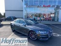 Certified 2018 Audi S4 For Sale Near Hartford Serving Avon, Farmington and West Simsbury