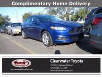 2016 Ford Fusion SE (4dr Sdn SE FWD) Sedan in Clearwater