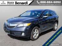 2013 Acura RDX Base w/Technology Package (A6) SUV in Brighton, MA