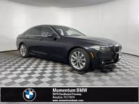 Pre-Owned 2016 BMW 528i Sedan in Houston, TX