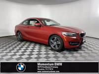 Certified Used 2017 BMW 230i Coupe in Houston
