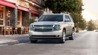 Pre-Owned 2015 Chevrolet Tahoe 4WD LTZ VIN 1GNSKCKC6FR113815 Stock Number 1513815B