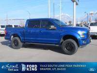 2017 Ford F-150 XLT CREW CAB TRUCK V6 ECOBOOST W/AUTO S/S