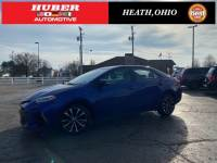 Used 2018 Toyota Corolla For Sale at Huber Automotive   VIN: 2T1BURHE4JC117735