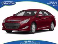 Used 2014 Hyundai Sonata Hybrid Base For Sale in Orlando, FL (With Photos) | Vin: KMHEC4A47EA116699