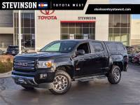 Used 2016 GMC Canyon 4WD SLE Pickup