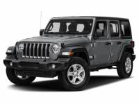 Used 2020 Jeep Wrangler Unlimited Sport S SUV