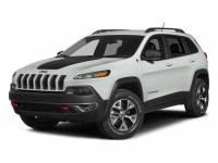 Used 2015 Jeep Cherokee Trailhawk SUV