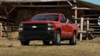 Pre-Owned 2014 Chevrolet Silverado 1500 Work Truck VIN 1GCNCPEH2EZ316748 Stock Number 13462P-1