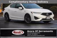Certified 2020 Acura ILX Premium & A-Spec Packages For Sale in Colma CA | Stock: NLA006845