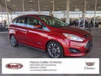 Pre-Owned 2017 Ford C-Max Energi Titanium FWD VIN1FADP5FU1HL110561 Stock NumberSHL110561
