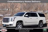 Used 2015 GMC Yukon XL Denali SUV in Glenwood Springs